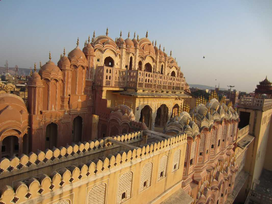 visit to jaipur Jaipur- the pink city is a major sightseeing destination in rajasthan india hawa mahal & jal mahal are the most popular places of interest amongst other forts and palaces visit jaipur to immerse yourself in its rich royal heritage.