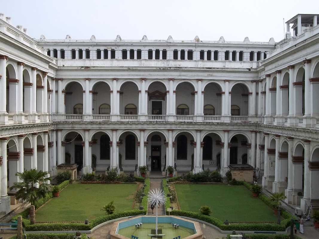 Indian museum kolkata indian museum timings history Indian building photos