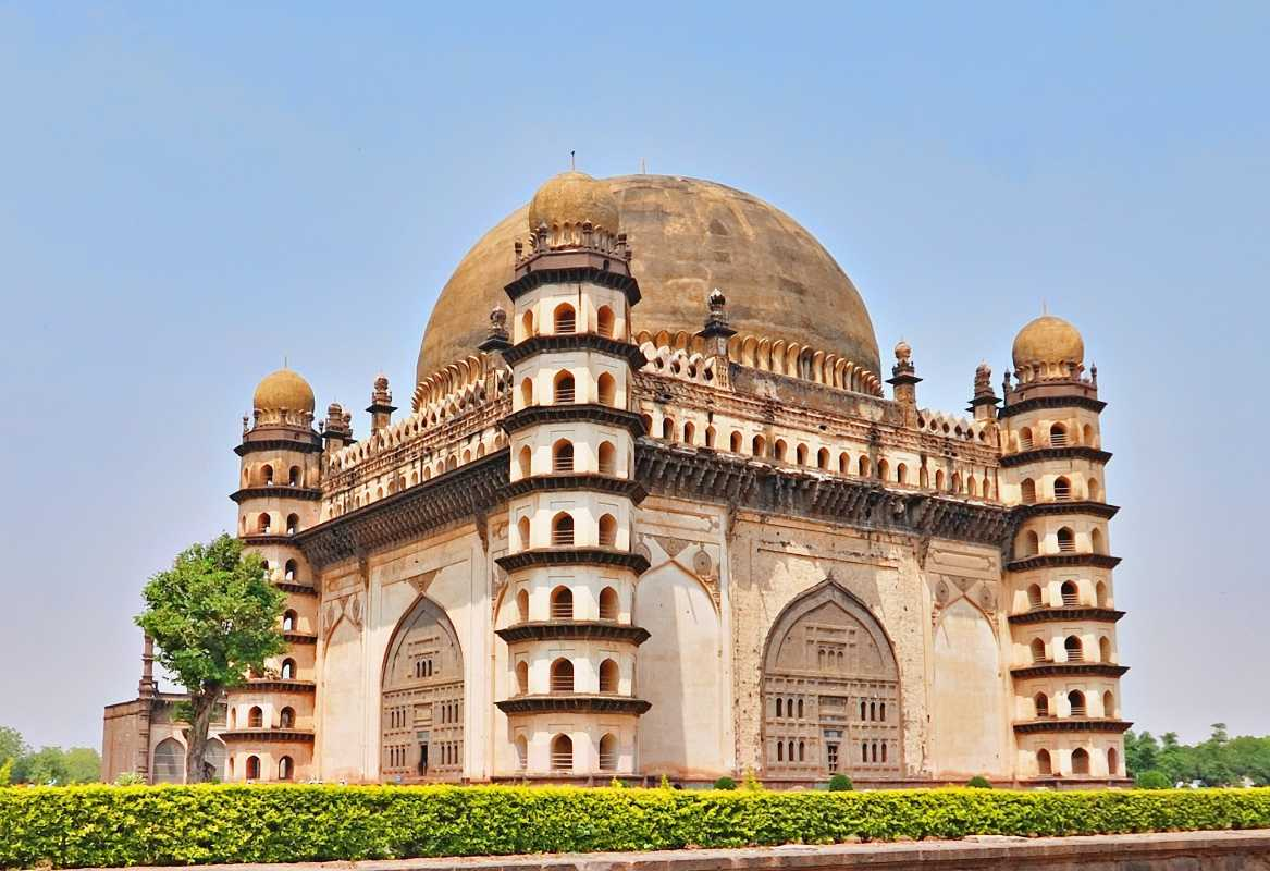 essay on gol gumbaz in kannada