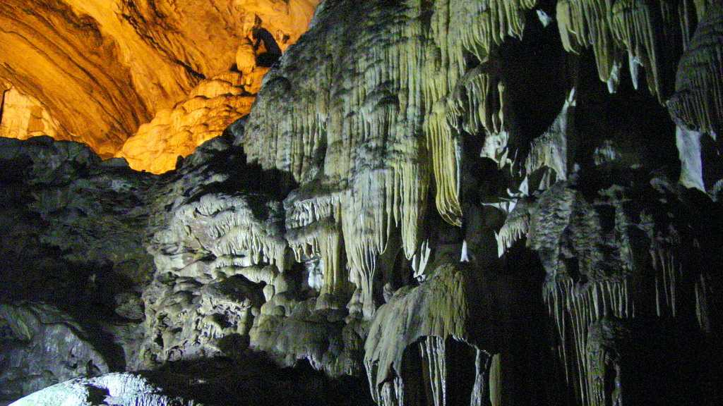 Legend of Borra Caves