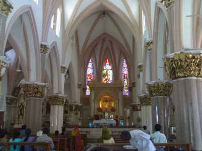 St  Mary's Basilica, Bangalore | Mass Timings, Visiting Hours, Feast