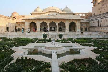 Image result for amer fort inside pics