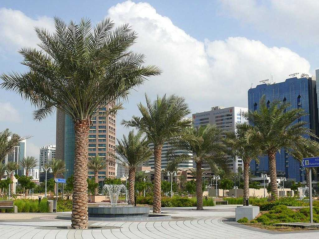 Umm El Emarat Park