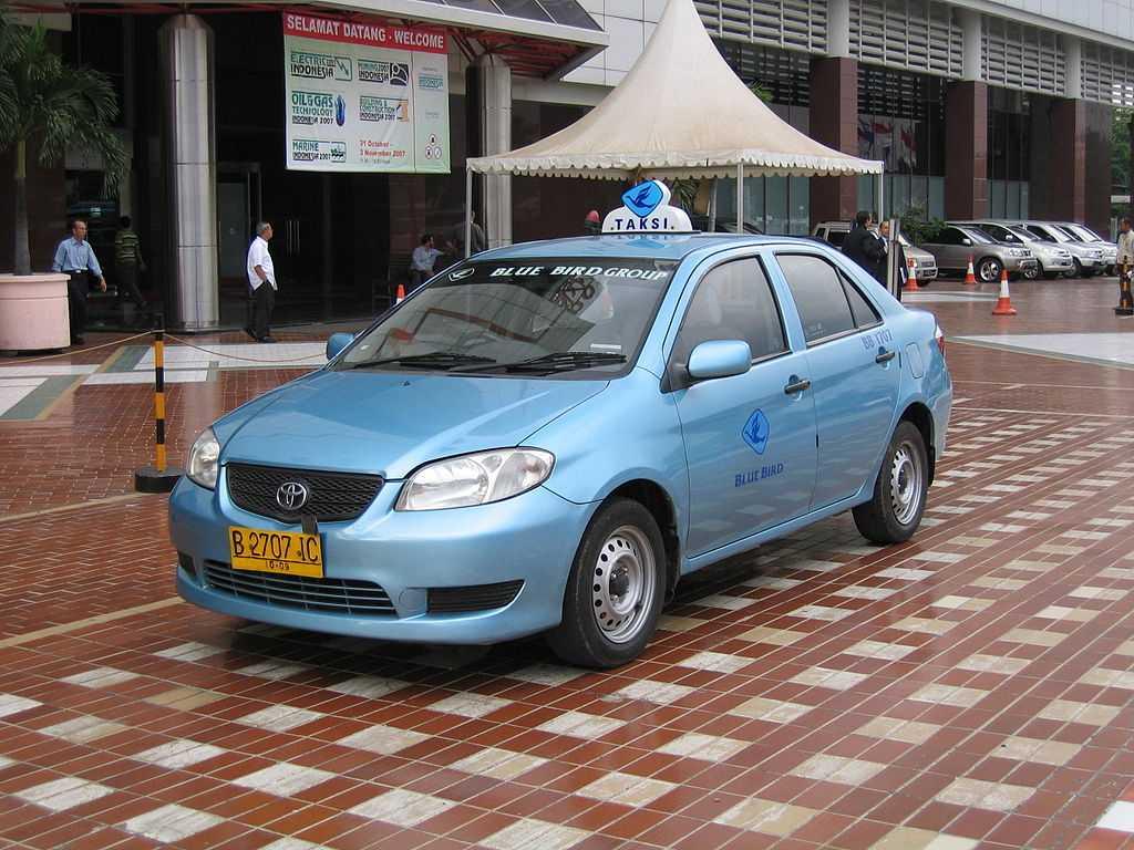 Jakarta Taxi