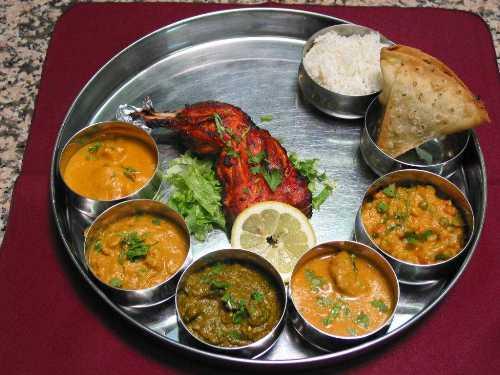 Local dishes of Silvassa