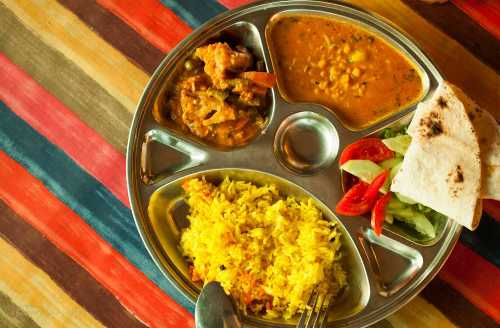Local dishes of Bhimtal