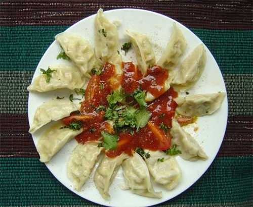 Local dishes of Mcleodganj