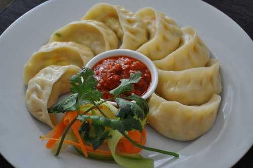Local dishes of Ladakh