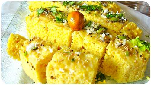 Local dishes of Vadodara