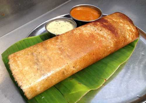 Local dishes of Coonoor