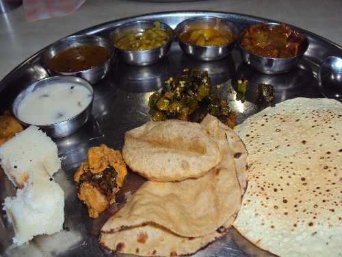Local dishes of Gir