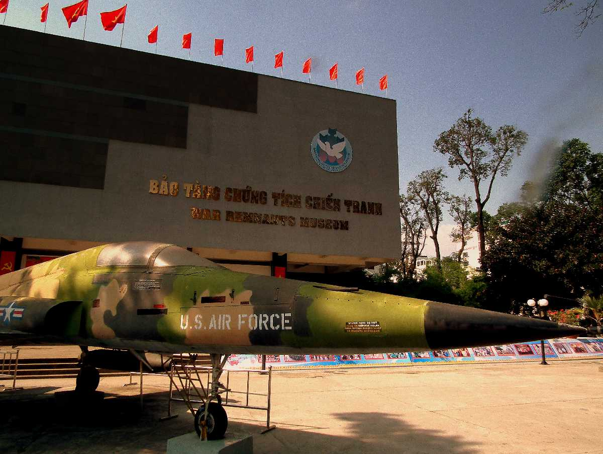 War Remnants Museum Ho Chi Minh City Vietnam Hours Price Holidify