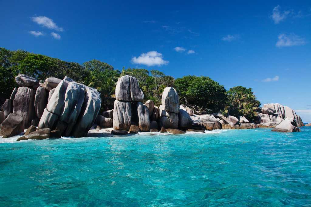 Ile Cocos Seychelles