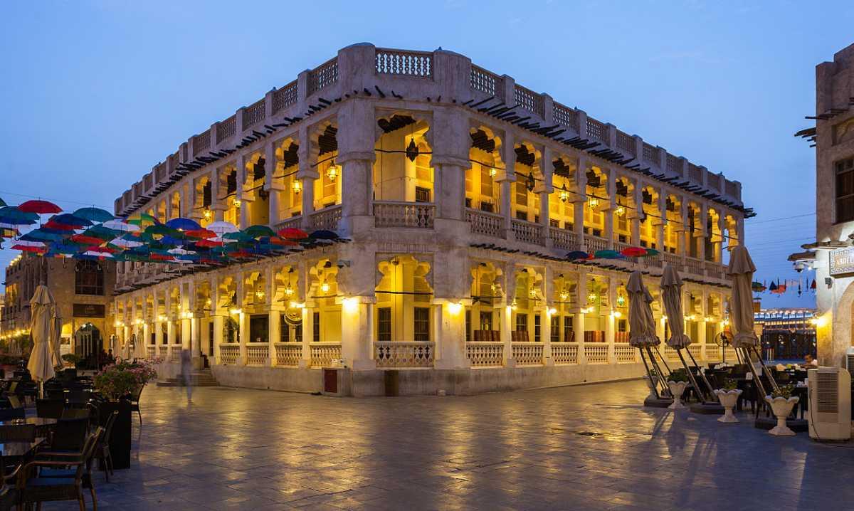 Hotels Near Souq Waqif Doha
