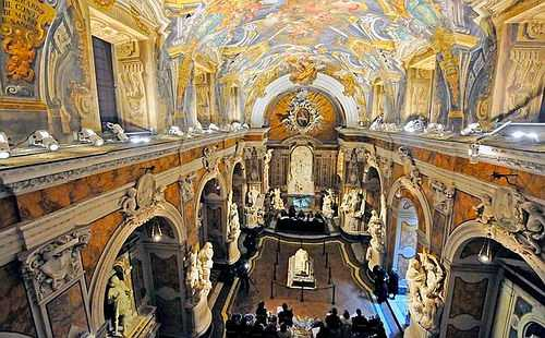 Museo Cappella Sansevero.Museo Cappella Sansevero Naples Italy Museo Cappella Sansevero
