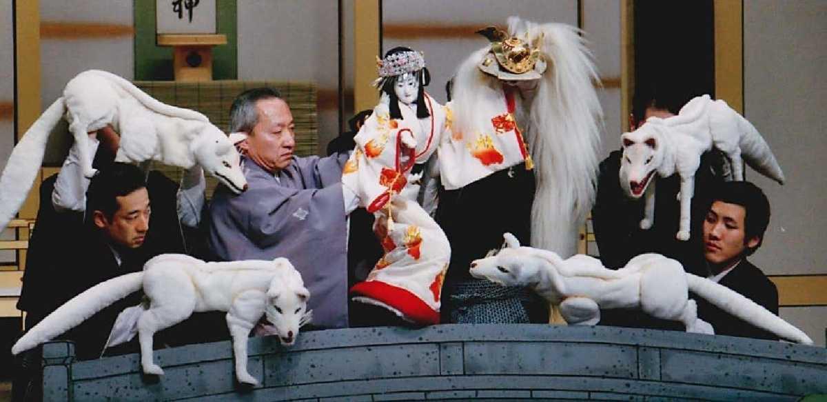 Japanese Theater Bunraku History And Modernity Steemit