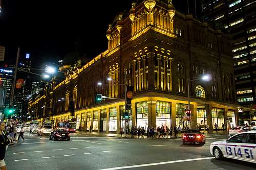 Hotels Near Queen Victoria Building Sydney