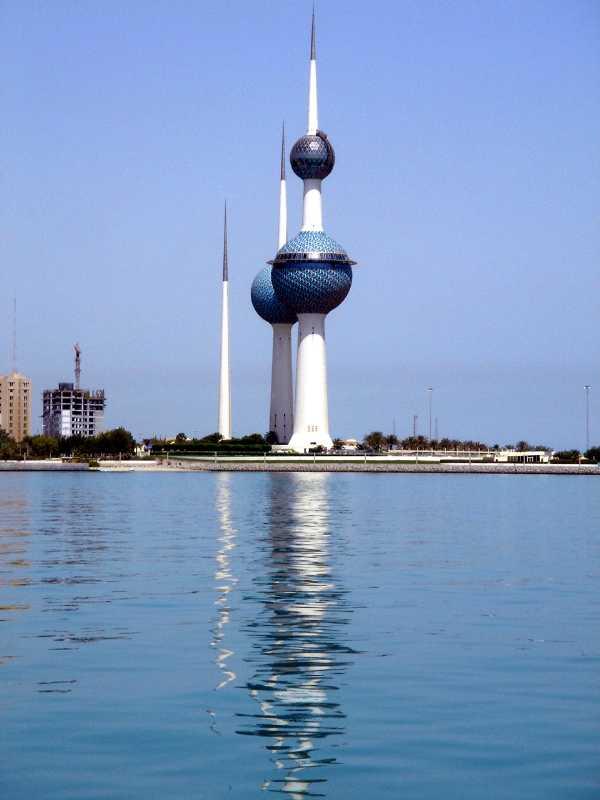 صورة مميزة من معالم الكويت