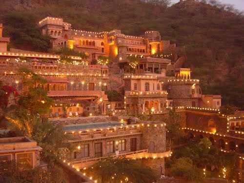 Best Romantic Restaurants In Jaipur