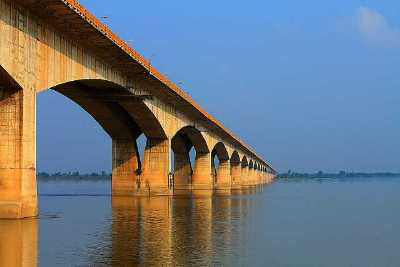 Gandhi setu Bridge, Patna, Bihar  IMAGES, GIF, ANIMATED GIF, WALLPAPER, STICKER FOR WHATSAPP & FACEBOOK